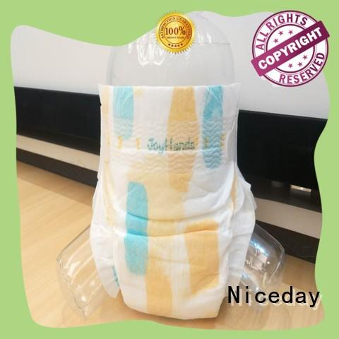 Niceday brand baby nappies diapers for baby girl