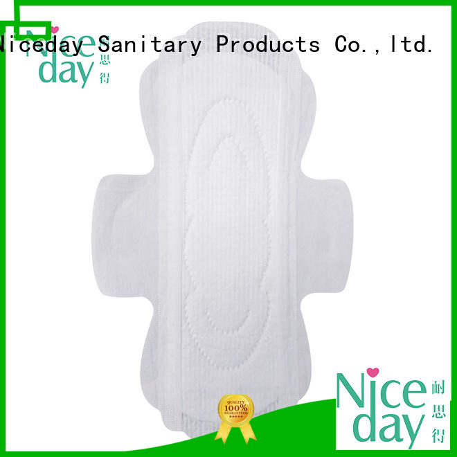 Niceday low girls pad organic for feminine