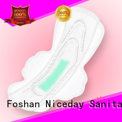 ladies period pad nonwoven for girls Niceday