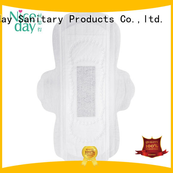 Niceday reusable ladies pad stereoscopic for women