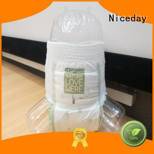 Niceday disposable low cost sanitary napkins for infant