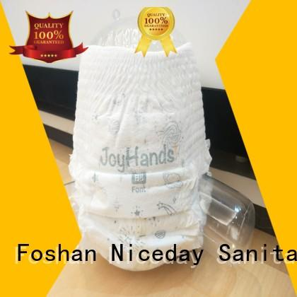 Niceday sleepy newborn baby diapers softcare for baby